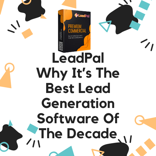 LeadPal lead generation software