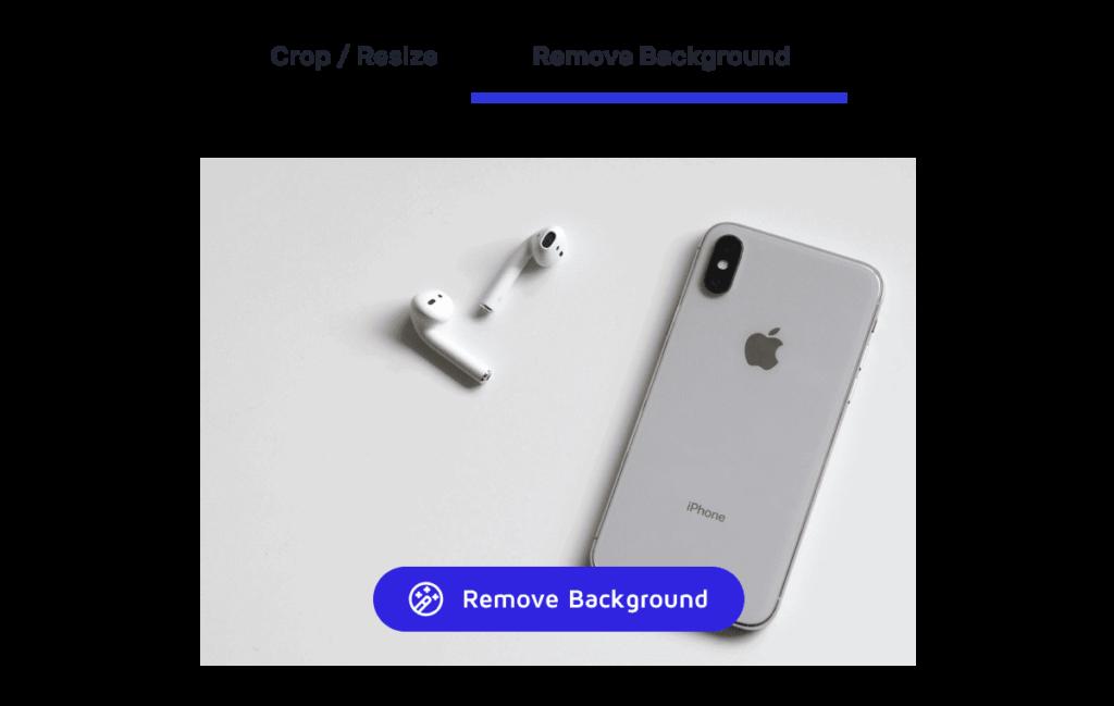 Viddyoze Background Removal Tool