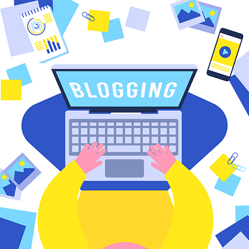 Guest Blogging Agreement Page For Blog